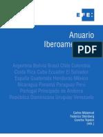 Anuario Iberoamericano 2012