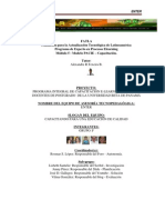 FATLA. PACIE- Capacitación. Fase de Investigación