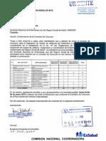 Oficio Nro 633-GCGP-OGA-ESSALUD-2012