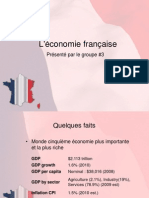 The French economy Group #3.ppt
