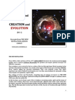 Brochure - NEW REVELATION - ABOUT MATTER AND SPIRIT, CREATION AND EVOLUTION - ed 1