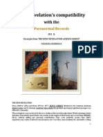 Brochure - NEW REVELATION - Compatibility with paranormal records - ed 1