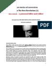 Brochure - NEW REVELATION - Story of Mathaels conversion
