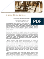 Avisao Biblica Do Sexo