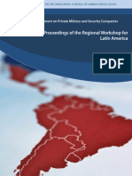 Documento de Montreux America Latina Eng