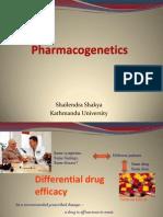 pharmacogenetics