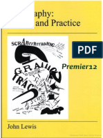 John Lewis Typography Design and Practice 2007