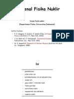 Catatan Artikel Untuk Fisika Nuklir