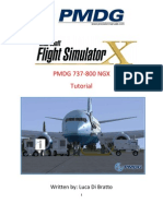 PMDG 737NXG Dark and Cold Tutorial