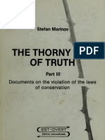 The Thorny Way of Truth Part3 Maririch