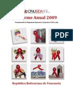 Onusida 2010 Informe Anual Onusida-Venezuela 2009-1