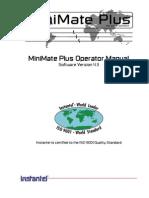 MiniMate Plus Operator Manual