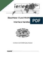 BMIII Interface Handbook