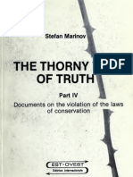 The Thorny Way of Truth Part4 Maririch