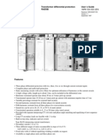 ABB-RADSB UserAs Guide Transformer Differential Protection RADSB