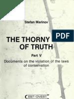 The Thorny Way of Truth Part5 Marinov