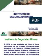 Presentacion ISEM Seminario Geomecanica