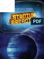 12389854 Stadium Arcadium Digital Booklet