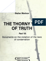 The Thorny Way of Truth Part7 Marinov