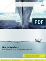 ShipServ Corporate Brochure eBook