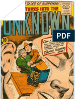 Adventures Into the Unknown-69th Issue Vintage Comic