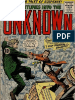 Adventures Into the Unknown-72nd Issue Vintage Comic