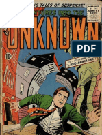 Adventures Into the Unknown-73rd Issue Vintage Comic