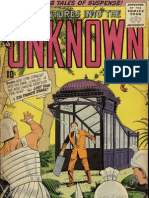 Adventures Into the Unknown-75th Issue Vintage Comic