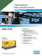 Catalogo Generador QAS 14 40