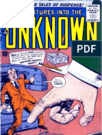 Adventures Into the Unknown-76th Issue Vintage Comic