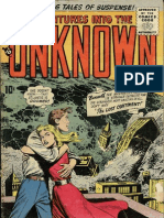 Adventures Into the Unknown-77th Issue Vintage Comic
