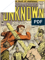 Adventures Into the Unknown-78th Issue Vintage Comic