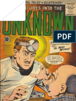 Adventures Into the Unknown-80th Issue Vintage Comic