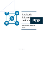 Auditoria Informatica de Redes