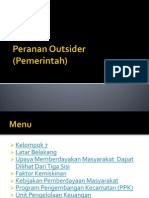 Peranan Outsider Ms. Word 2003