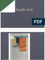 facade acier
