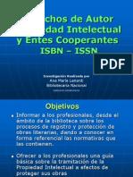 Derecho de Autor - Propiedad Intelectual