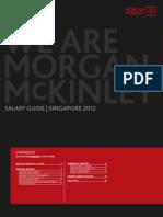 Salary Guide Singapore