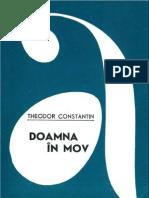 Theodor Constantin - Doamna in Mov-PDF-CTRL