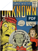 Adventures Into the Unknown-81st Issue Vintage Comic