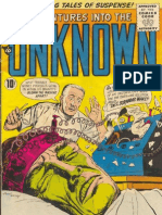 Adventures Into the Unknown-85th Issue Vintage Comic