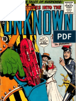 Adventures Into the Unknown-87th Issue Vintage Comic
