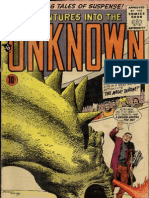 Adventures Into the Unknown-89th Issue Vintage Comic