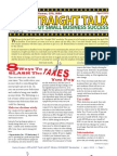 Trinity Tax & Financial Solutions Inc. - Newsletter - April 2012