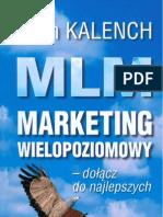 John Kalench - MLM Marketing Wielopoziomowy