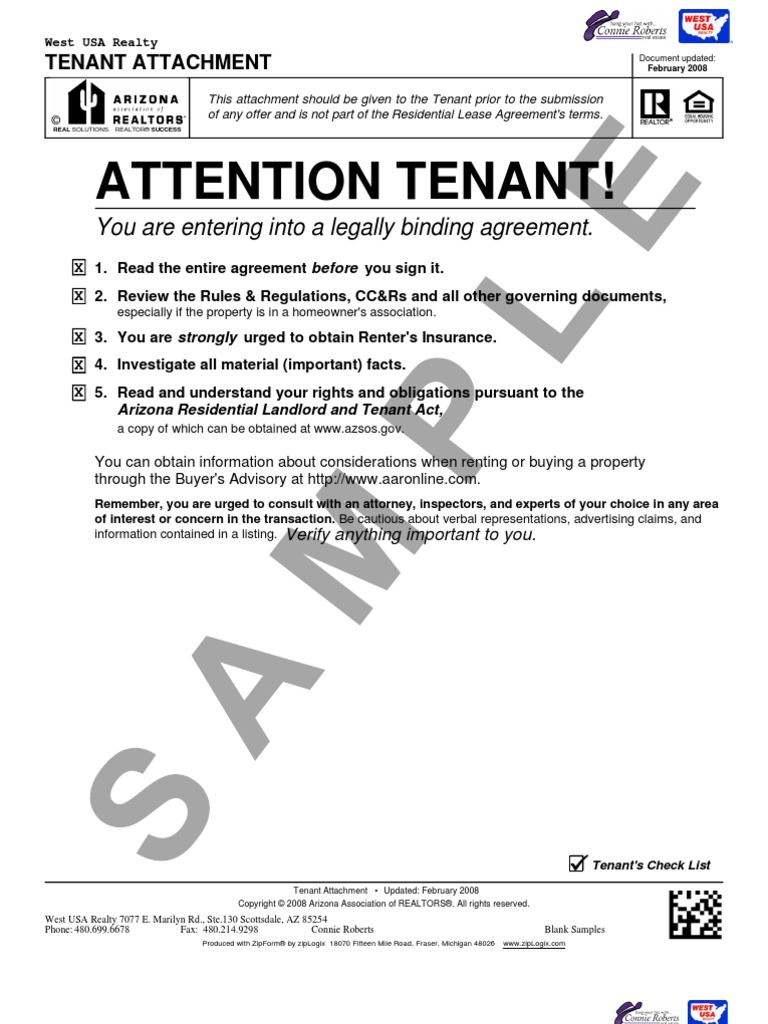 2 Residential Lease Agreement Leasehold Estate Landlord