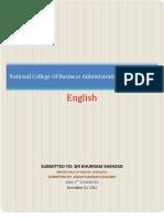 English Language Importance
