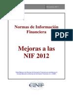 Mejoras Alas NIF2012