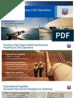 LNG Chevron