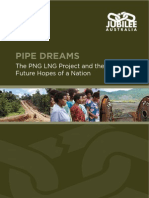 LNG PNG PIPE DREAMS